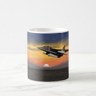 Jaguar Fighter Bomber Classic White Coffee Mug