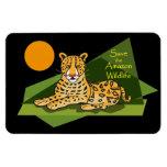 Jaguar Flexible Magnets