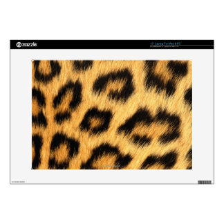 "Jaguar Fur 15"" Laptop Decal"