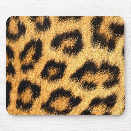 Jaguar Fur Mouse Pad