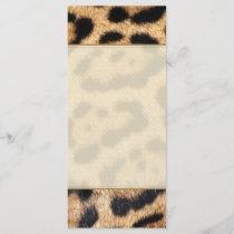 Jaguar Fur Photo Print