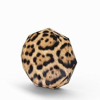 Jaguar Fur Photo Print Acrylic Award