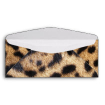 Jaguar Fur Photo Print Envelope
