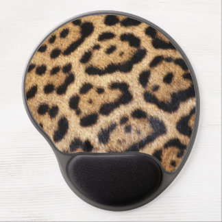 Jaguar Fur Photo Print Gel Mouse Pad