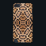 "Jaguar Fur Photo Print iPod Touch 5G Cover<br><div class=""desc"">Go a little wild with this design made from a close up photo of some jaguar fur. Jaguar fur is extremely similar to leopard fur,  just a little more black on it. No jaguars were harmed... .</div>"