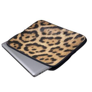 Jaguar Fur Photo Print Laptop Sleeve