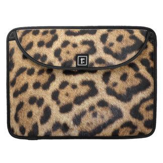 Jaguar Fur Photo Print MacBook Pro Sleeves