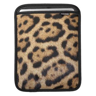 Jaguar Fur Photo Print Sleeve For iPads