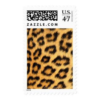 Jaguar Fur Postage