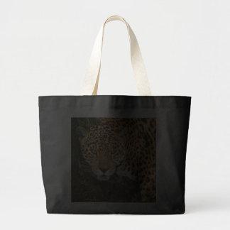 Jaguar - grande, bolso manchado hermoso del gato bolsas