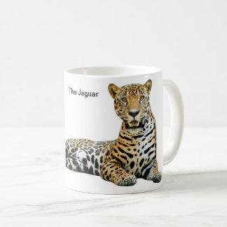 Jaguar image for Classic Mug