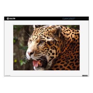 """Jaguar in May II Skins For 15"""" Laptops"""