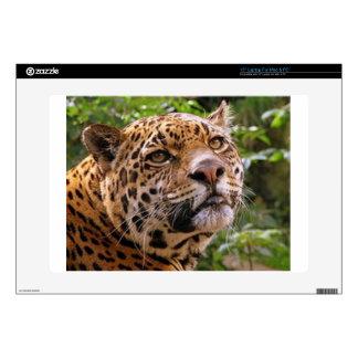 """Jaguar Inquisitive 15"""" Laptop Skin"""