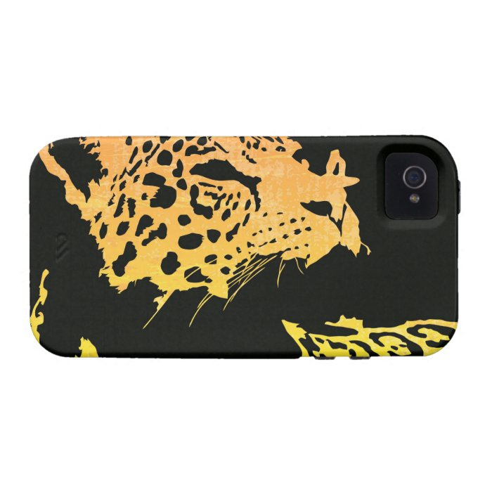 Jaguar iPhone 4/4S Vibe Vibe iPhone 4 Cover