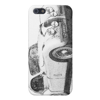 Jaguar iPhone 5 Carcasa