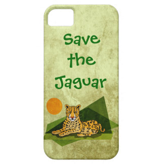Jaguar iPhone SE/5/5s Case