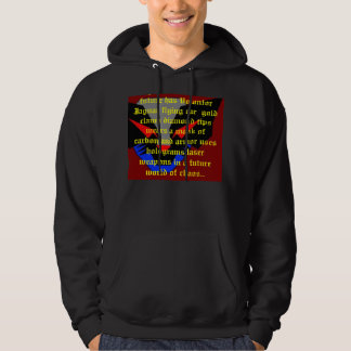 Jaguar, Jaguar a hero of the future has Volanto... Hoodie