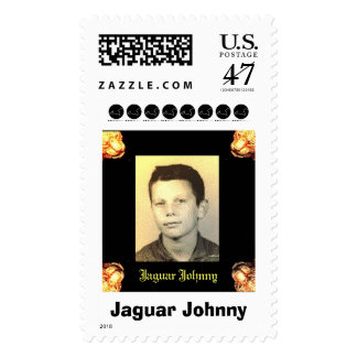 Jaguar Johnny Postage