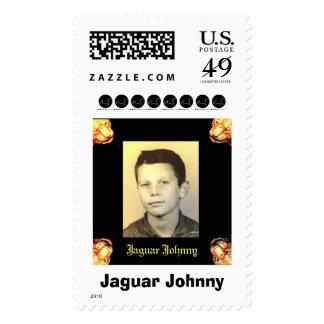 Jaguar Johnny Postage