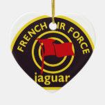 Jaguar Kampfflugzeug Abzeichen Ornamento De Reyes Magos