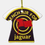 Jaguar Kampfflugzeug Abzeichen Ornamentos De Reyes