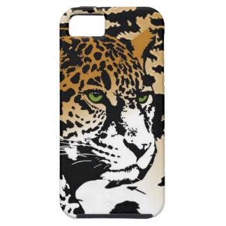 Jaguar Leopard Print Iphone Case Panther