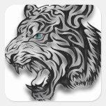 Jaguar Leopard Print  Panther Pattern Sticker
