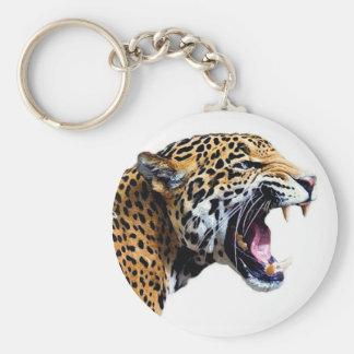 jaguar llavero redondo tipo pin