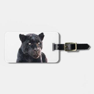 Jaguar Luggage Tag
