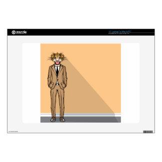 "Jaguar Man Skin For 15"" Laptop"