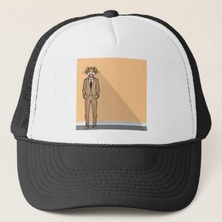 Jaguar Man Trucker Hat