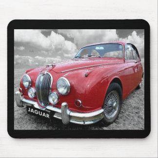 Jaguar Mark 2 Mouse Pad
