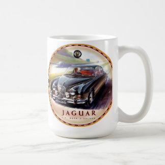 Jaguar Mark 2 saloon cars Coffee Mug