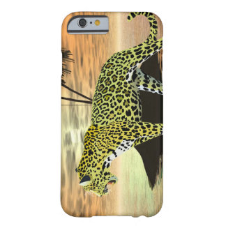 Jaguar on the Prowl Barely There iPhone 6 Case