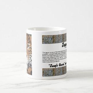 Jaguar Painting Classic White Coffee Mug