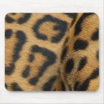 Jaguar Pattern Mouse Pad