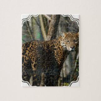 Jaguar Photo Puzzle
