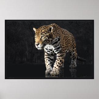 Jaguar Power 2 Print