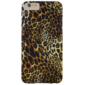 Jaguar Print Barely There iPhone 6 Plus Case