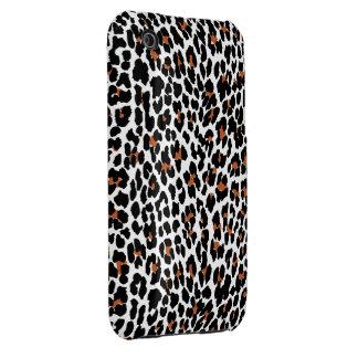 Jaguar Print iPhone 3 Case-Mate Cases