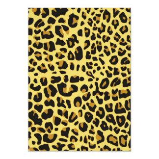 Jaguar Print Cards