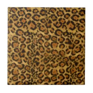 Jaguar Print, Jaguar Fur Pattern, Jaguar Spots Tile