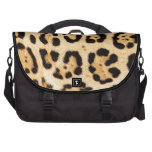 Jaguar Print Laptop Bag