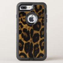 Jaguar Print OtterBox Defender iPhone 7 Plus Case