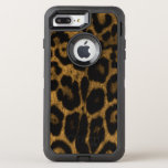 Jaguar Print OtterBox Defender iPhone 8 Plus/7 Plus Case