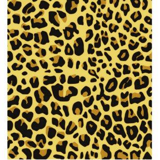 Jaguar Print Cut Outs