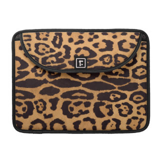 Jaguar Print Sleeve For MacBook Pro