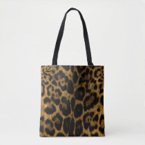 Jaguar Print Tote Bag