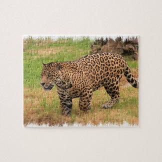 Jaguar Puzzle