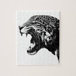 Jaguar Jigsaw Puzzles